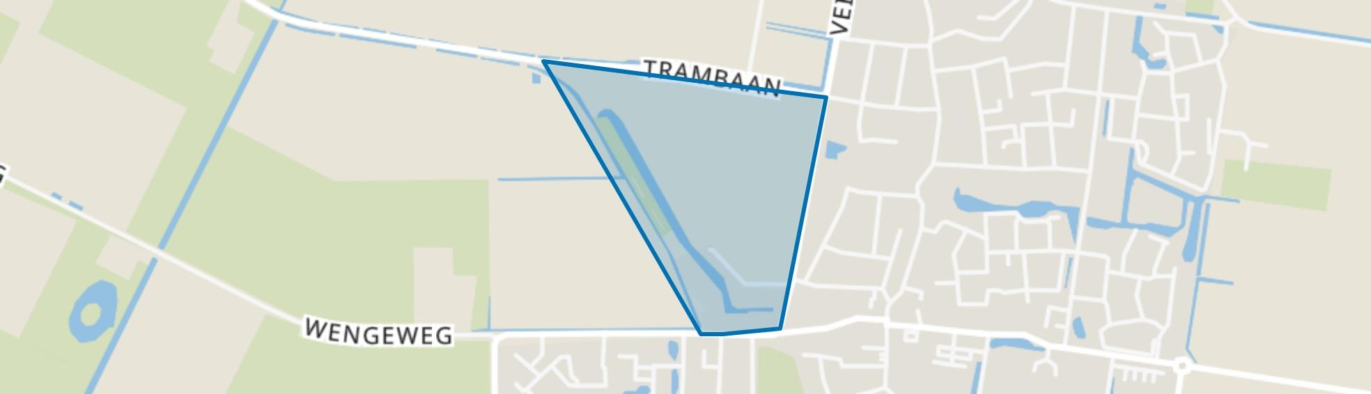 Huisweid en omgeving, Warmenhuizen map
