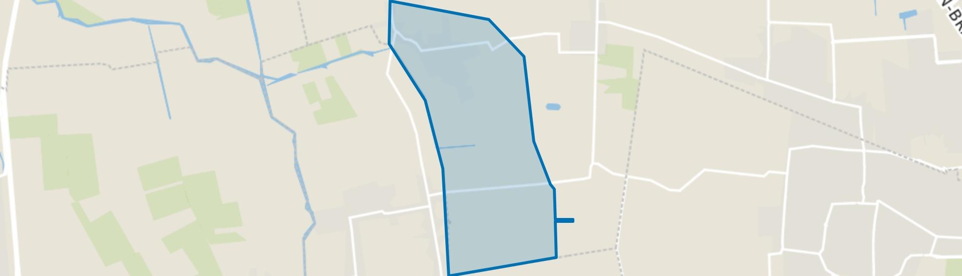 Waspik Boven, Waspik map