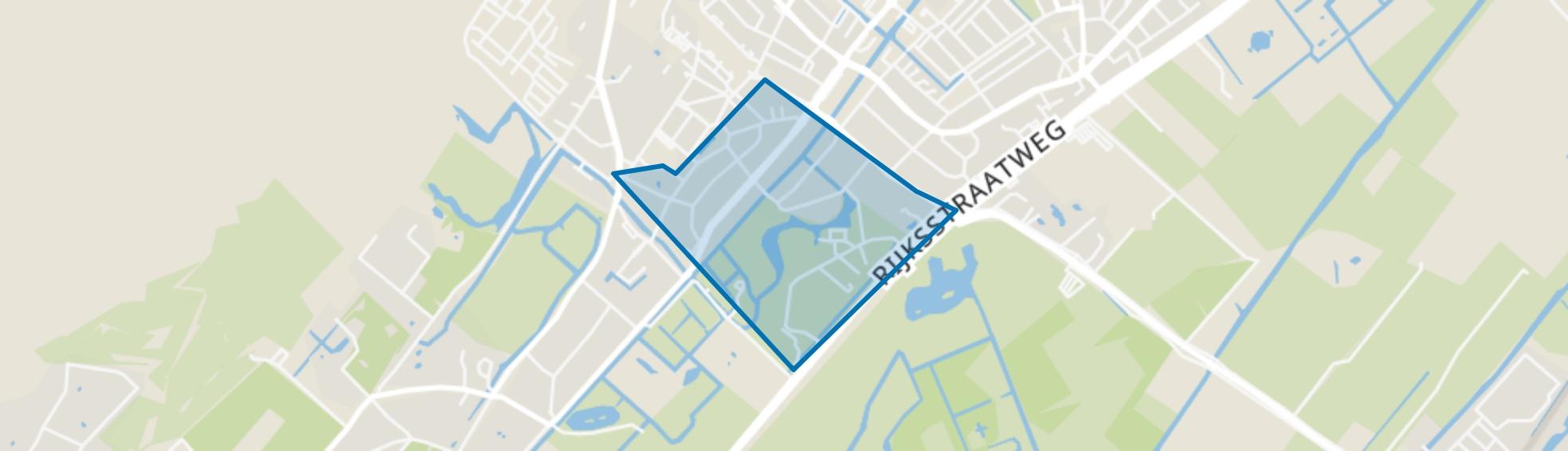 De Paauw, Wassenaar map
