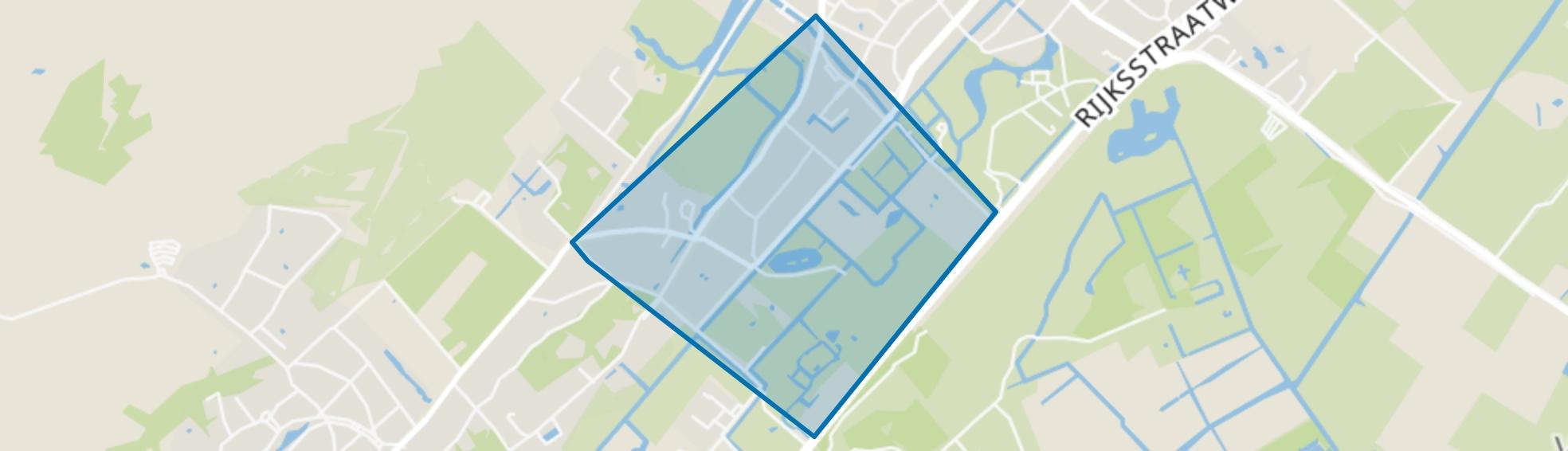 Drie Papegaaien, Wassenaar map
