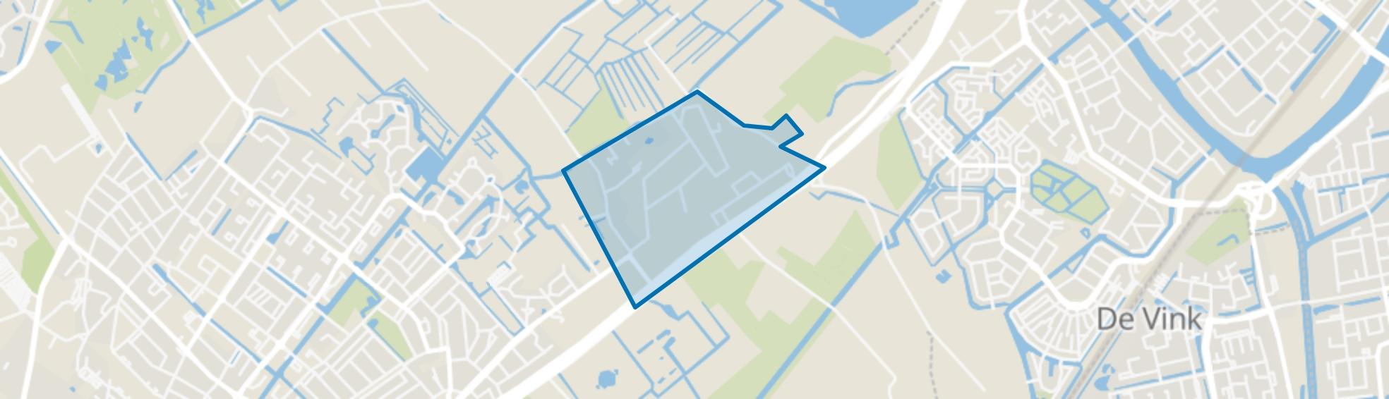 Maaldrift, Wassenaar map