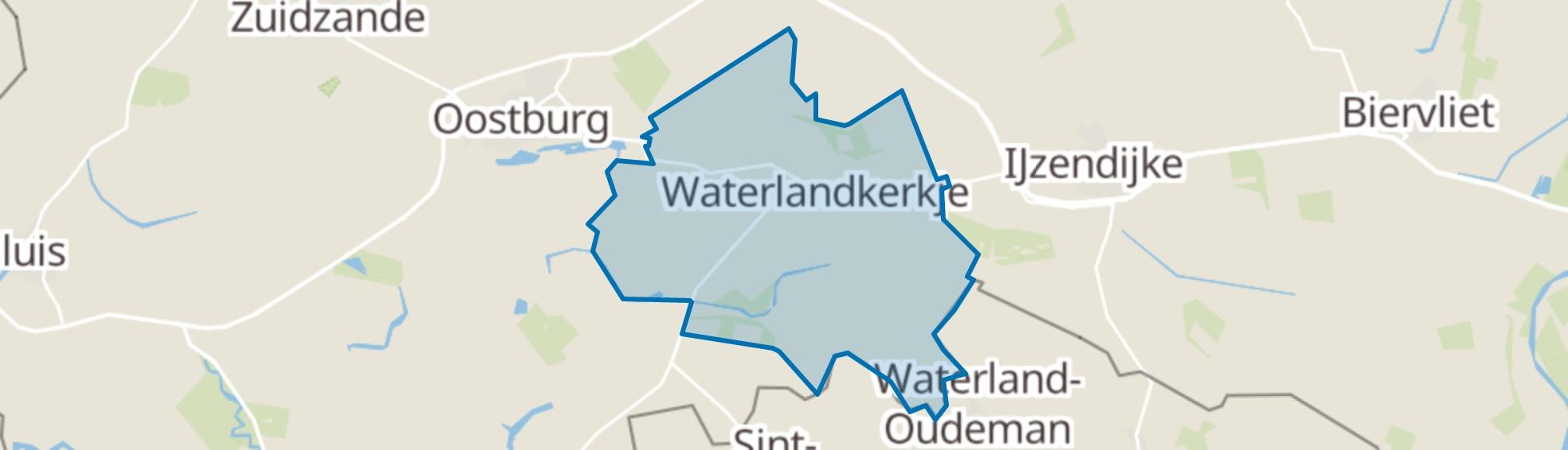 Waterlandkerkje map