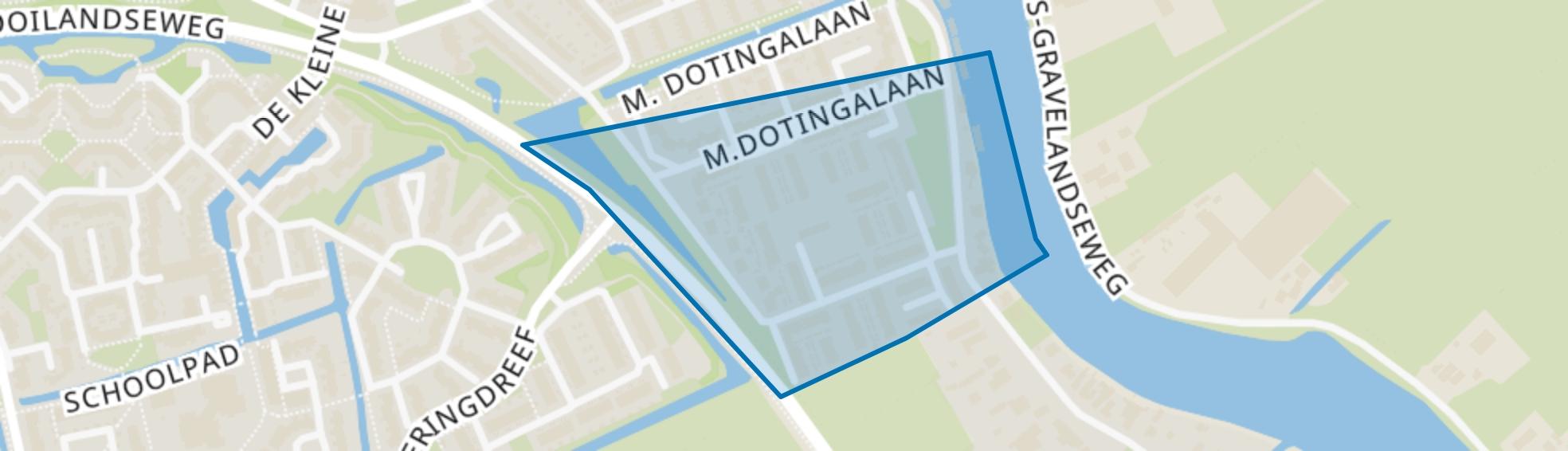 De Klomp, Weesp map
