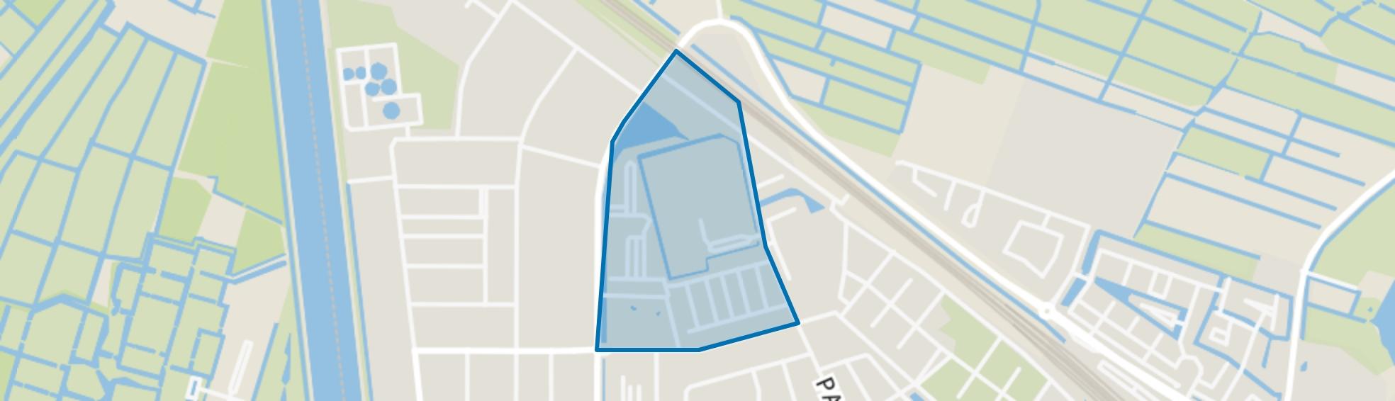 Hogewey Noord, Weesp map