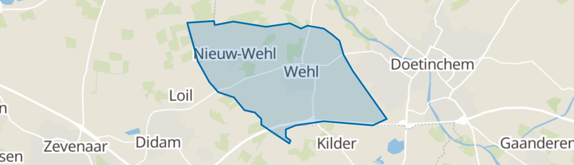 Wehl map