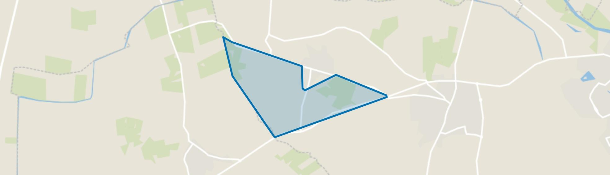 Nieuw-Wehl-Noord, Wehl map