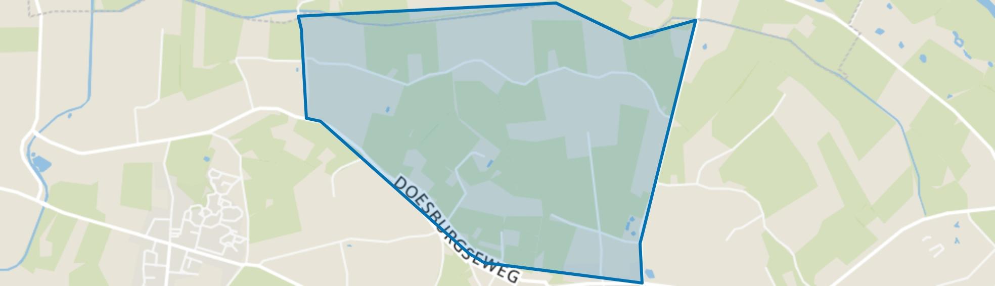 Wehl-Noord, Wehl map