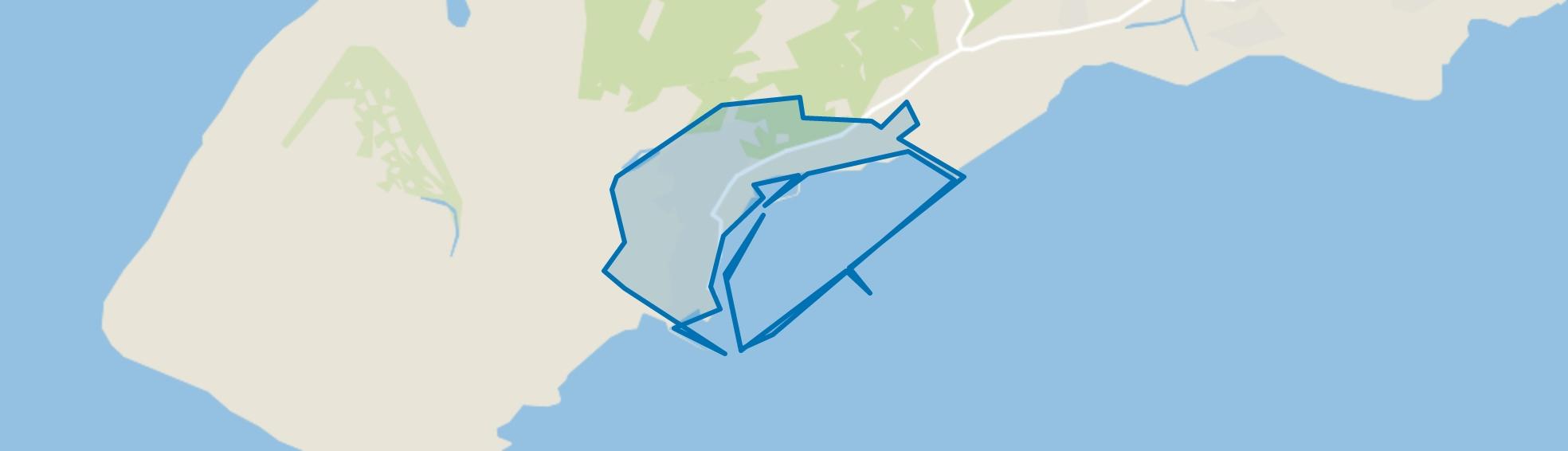 West-Terschelling, West-Terschelling map