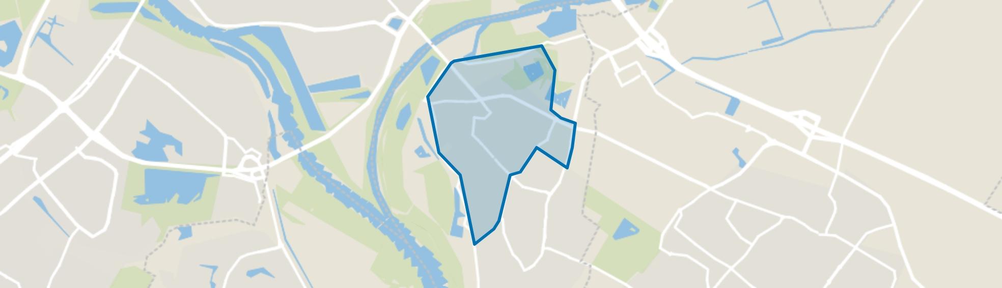 Westervoort, Westervoort map
