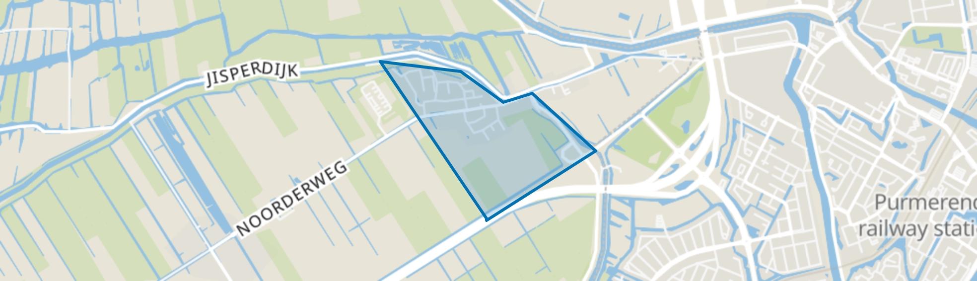 Neck (gedeeltelijk), Wijdewormer map