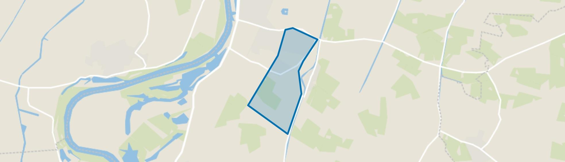 Krijtenberg en Noorder Koeslag, Wijhe map