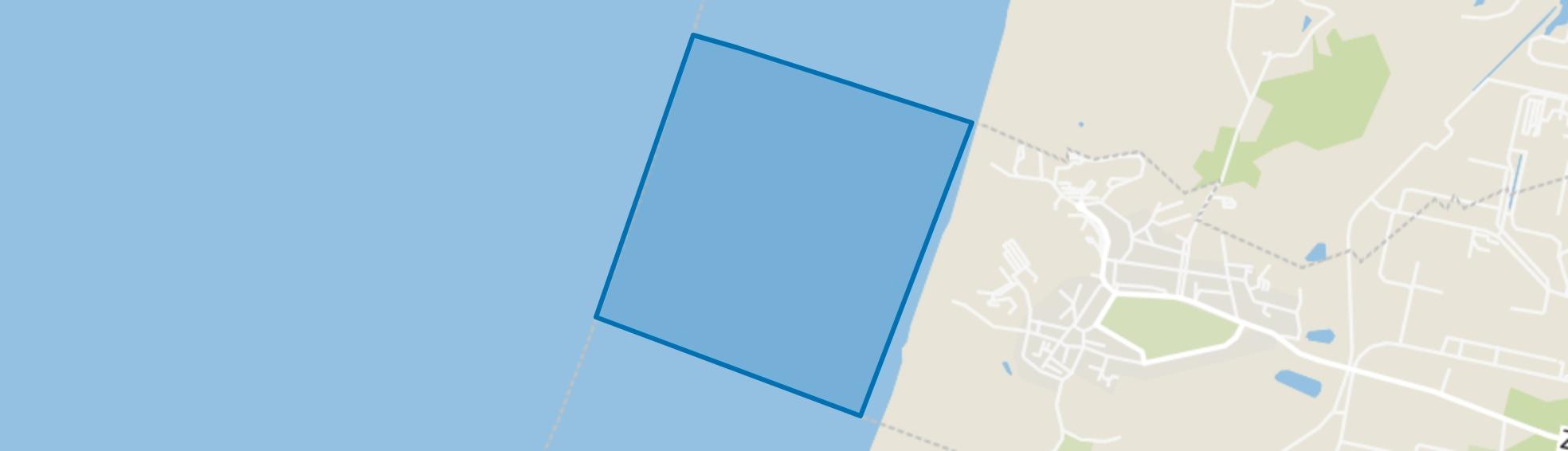 Water, Wijk aan Zee map