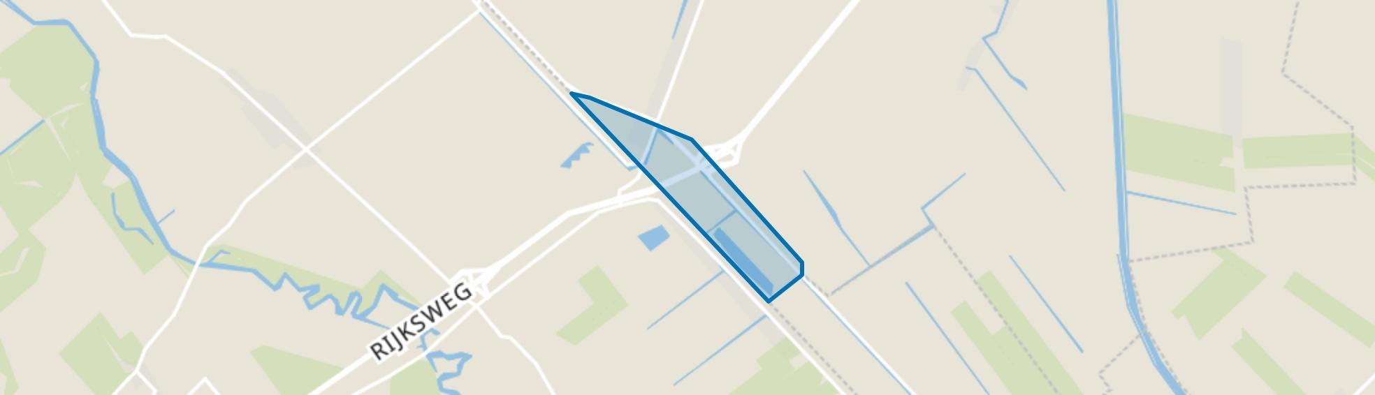 Bareveld, Wildervank map