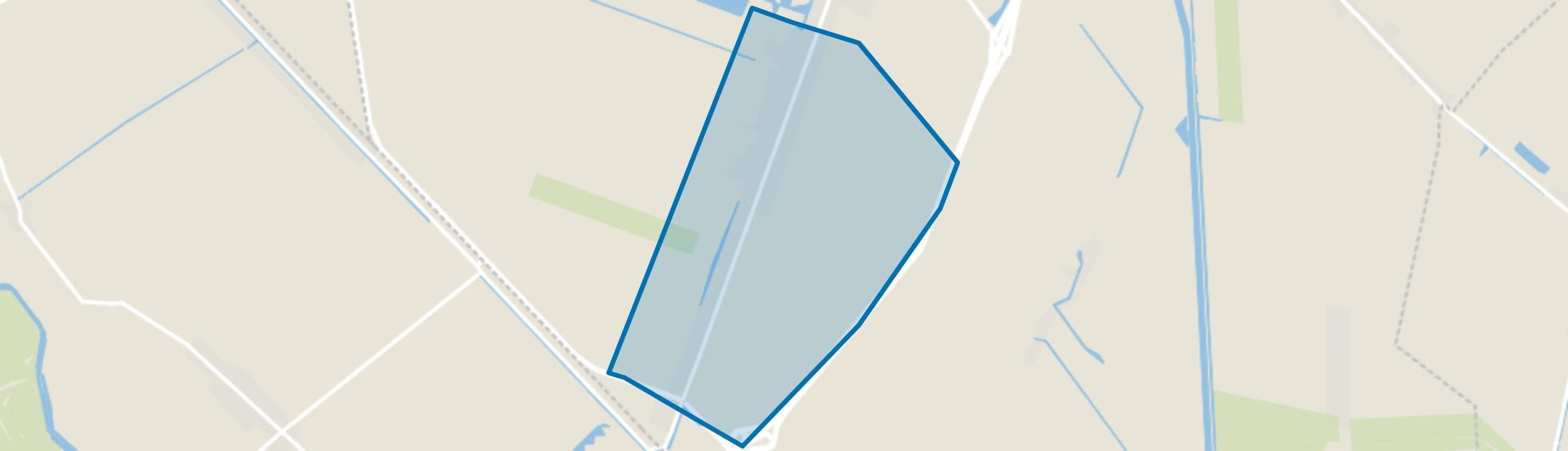 Boven-Wildervank, Wildervank map