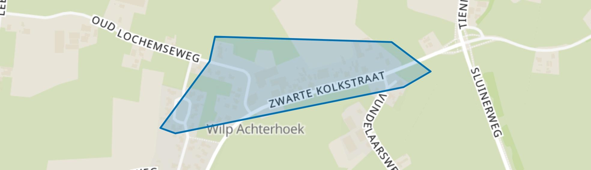 Wilp-Achterhoek, Wilp map