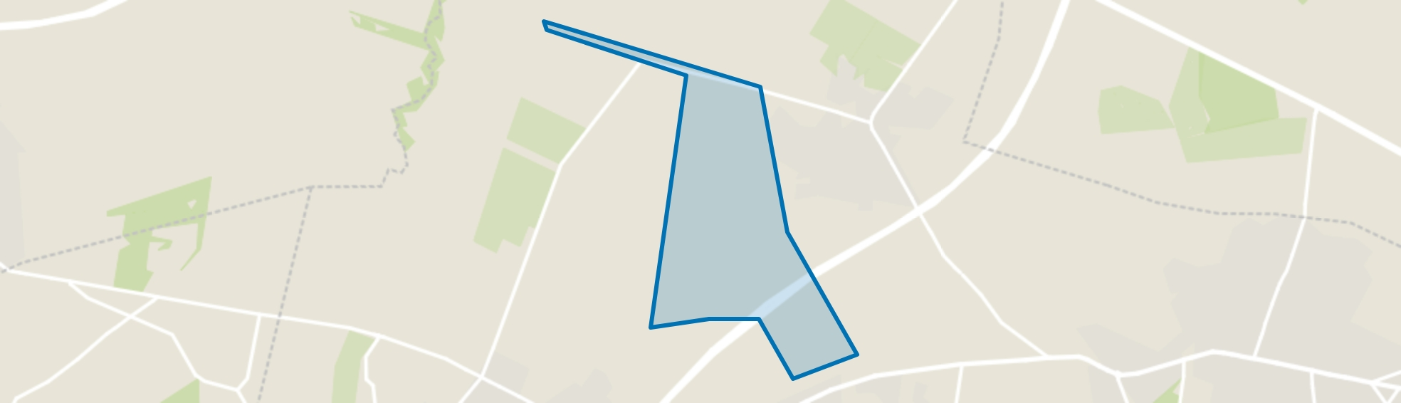 Boschhoeve, Wolfheze map