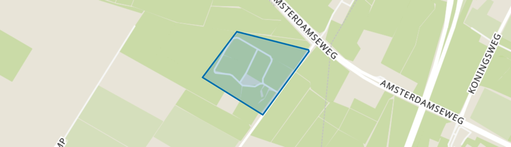 Het Hazeleger, Wolfheze map