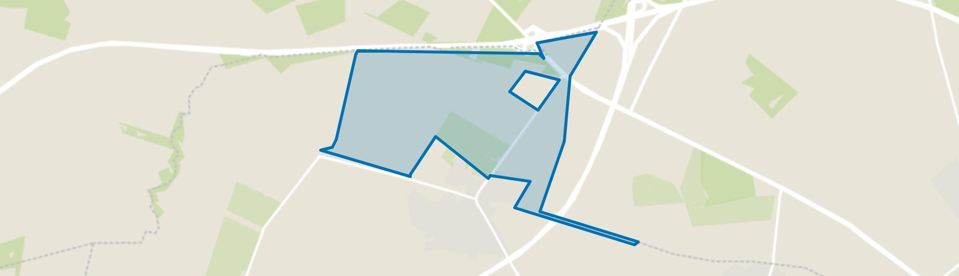 Reijers-Camp, Wolfheze map