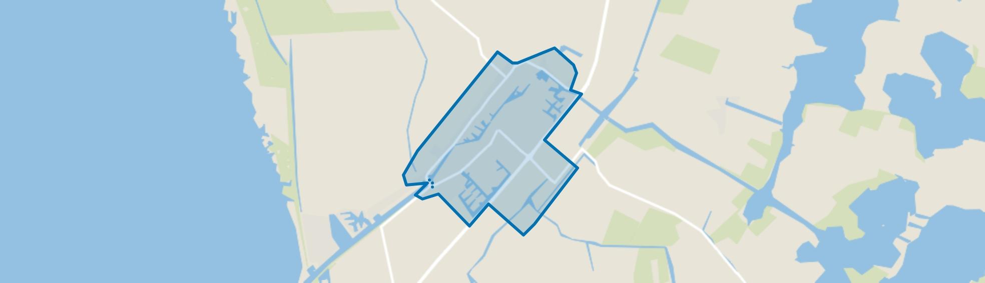 Workum, Workum map