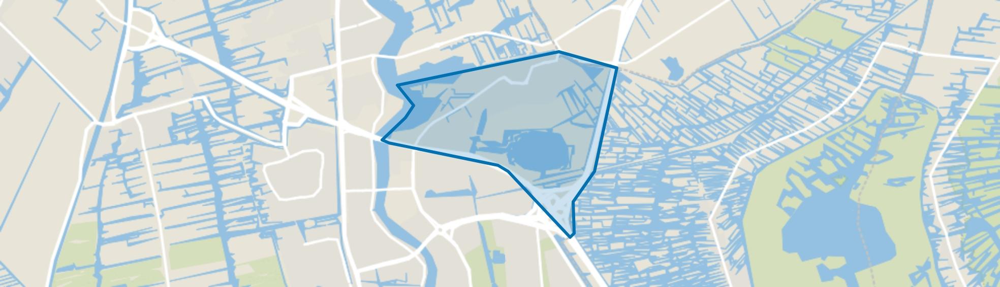 Kalf, Zaandam map