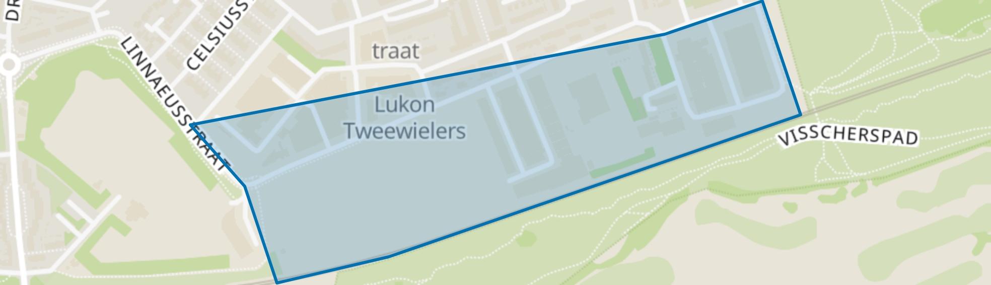 Nieuw Noord - bedrijven, Zandvoort map