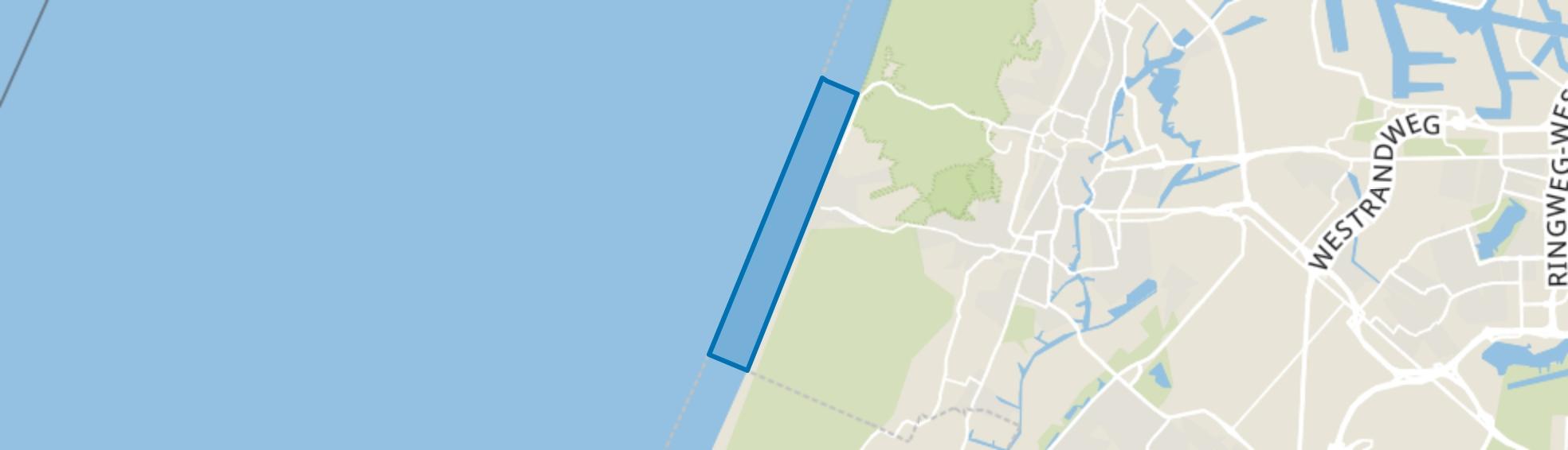 Water, Zandvoort map