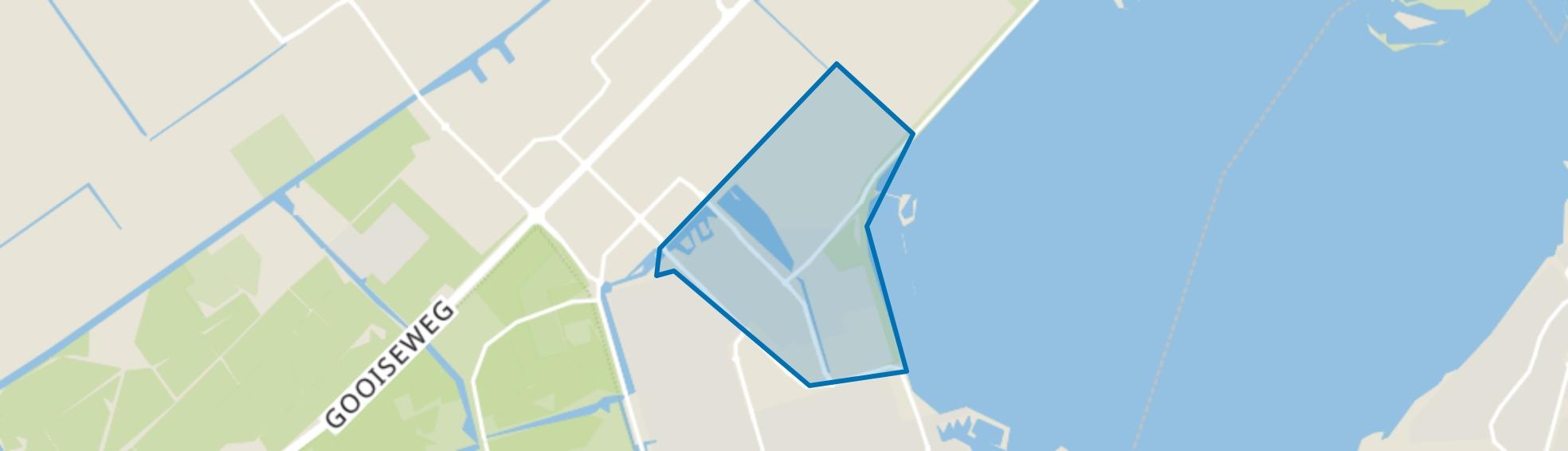 Buurt 4, Zeewolde map