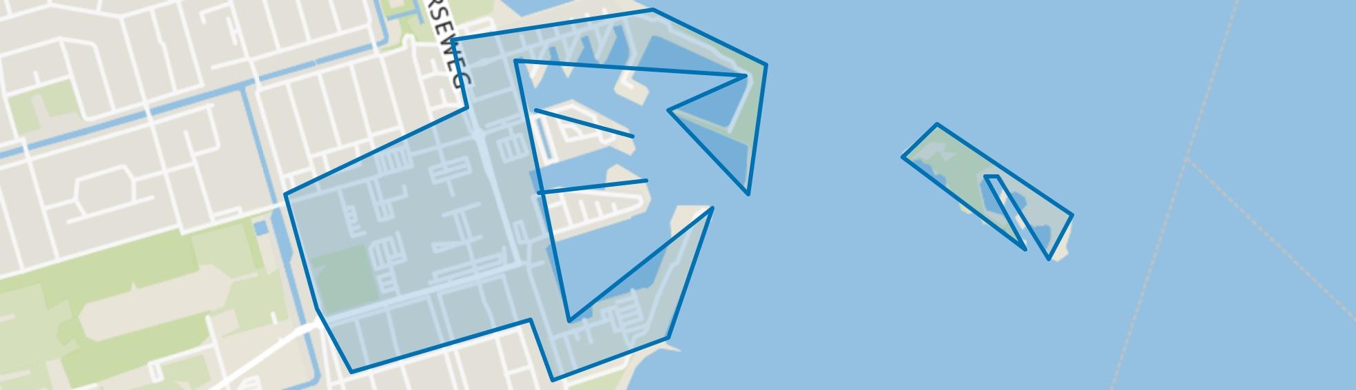 Centrum, Zeewolde map