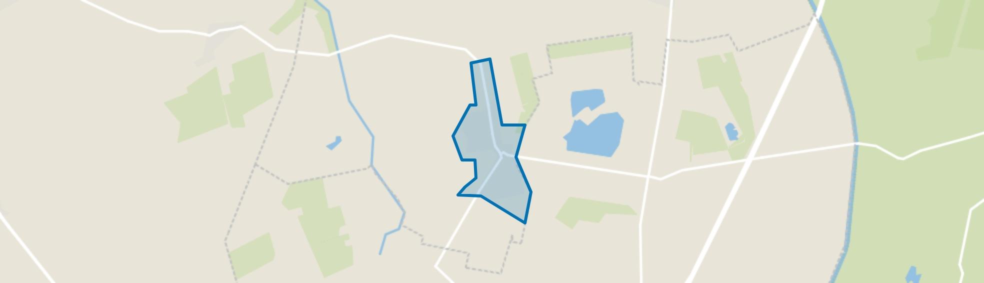 Zeijen, Zeijen map