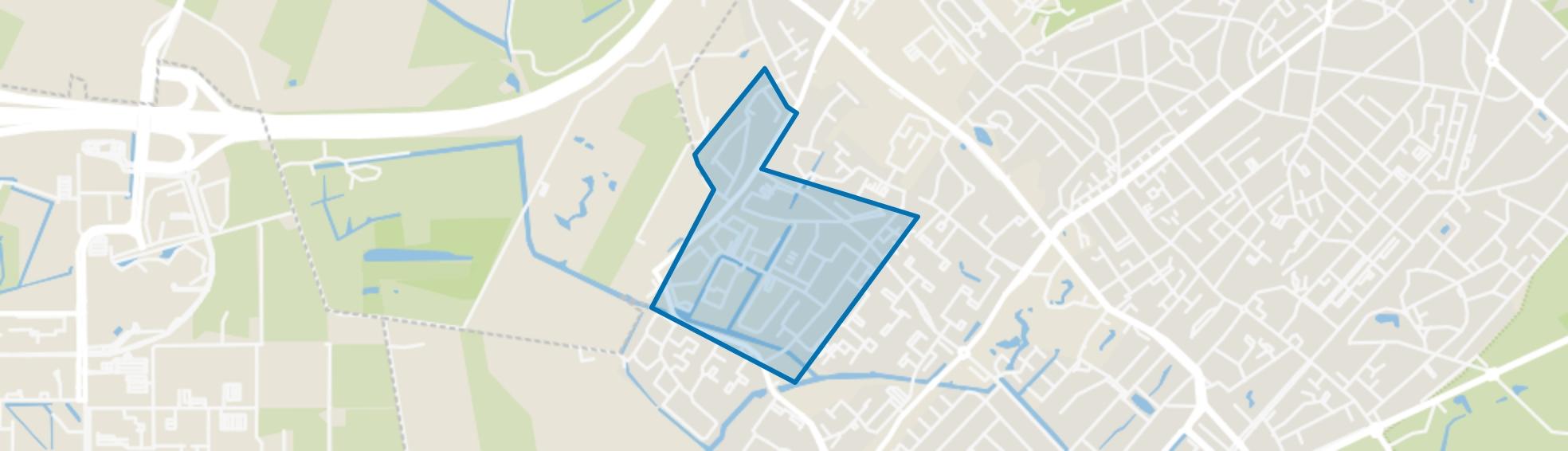 Vogelwijk, Zeist map