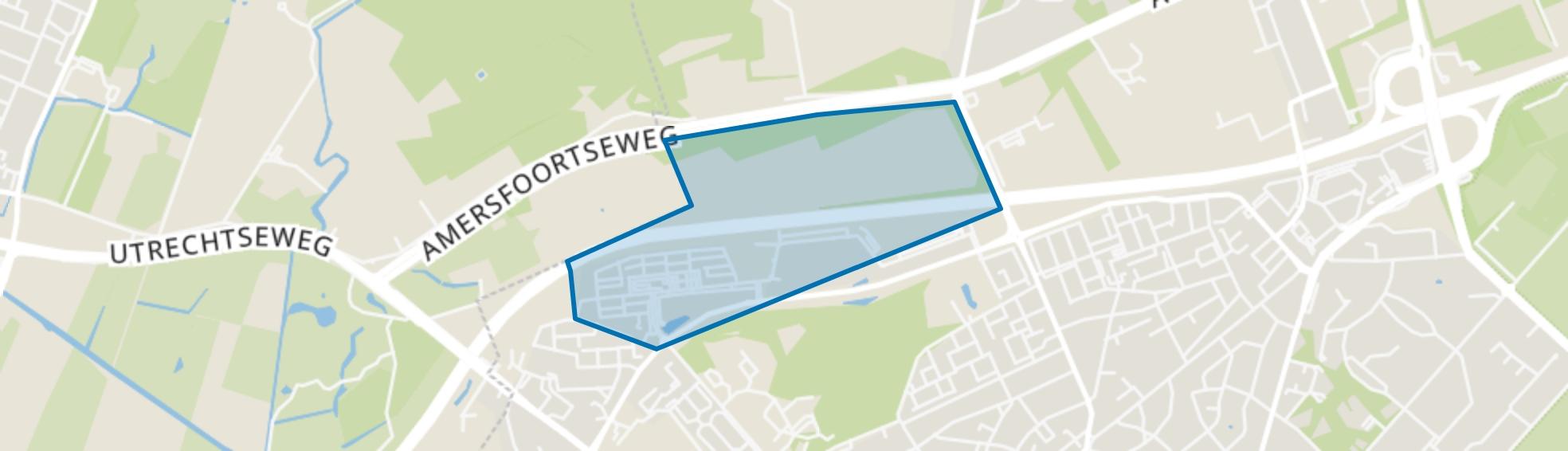 Vollenhove, Zeist map