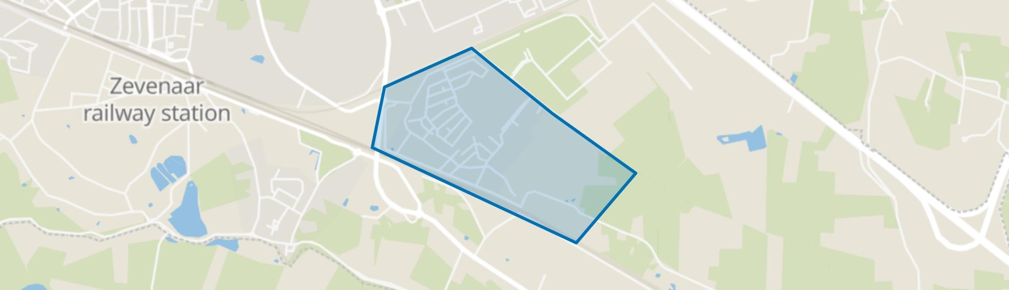 Groot Holthuizen, Zevenaar map