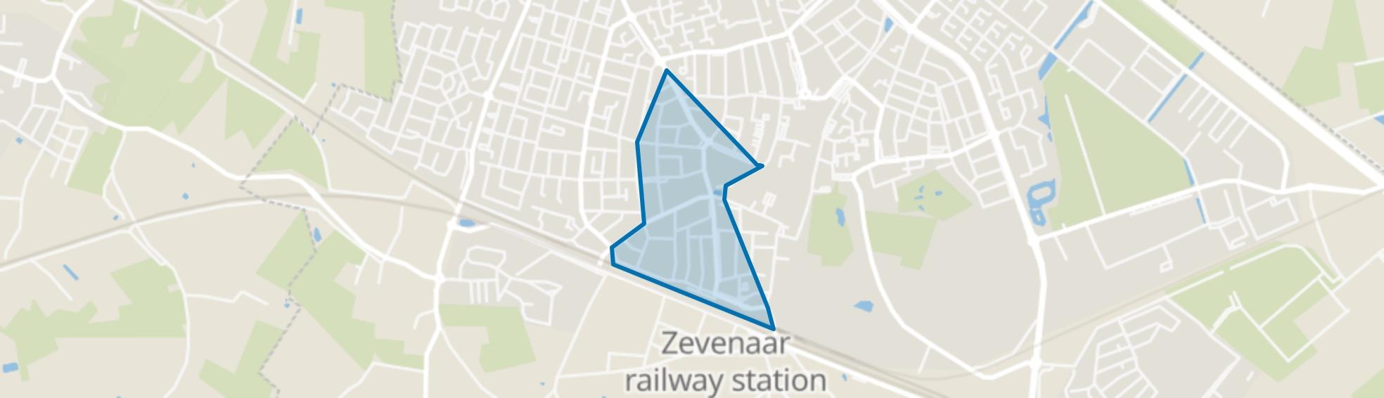 Molenwijk, Zevenaar map