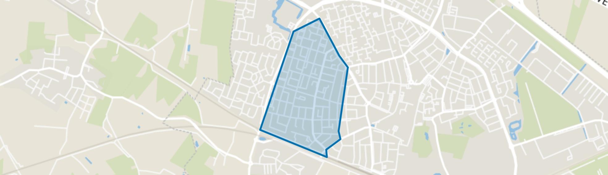Zonnemaat, Zevenaar map