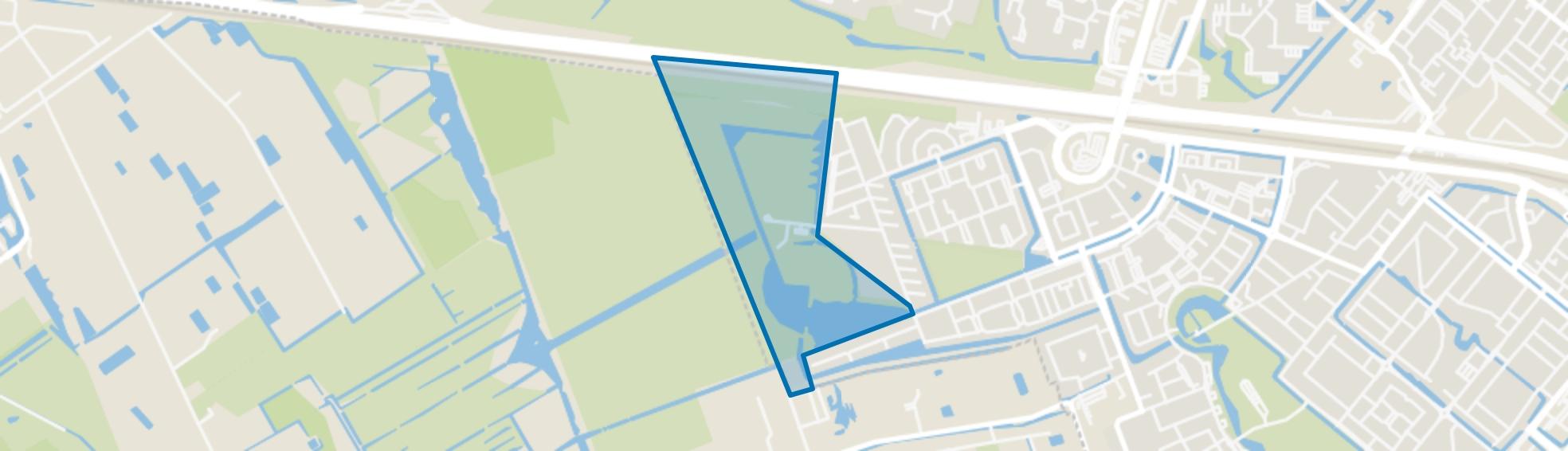Balijbos, Zoetermeer map