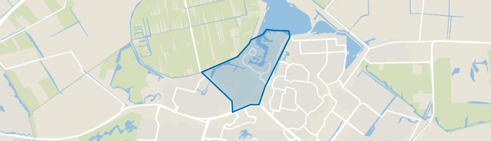 De Leyens, Zoetermeer map