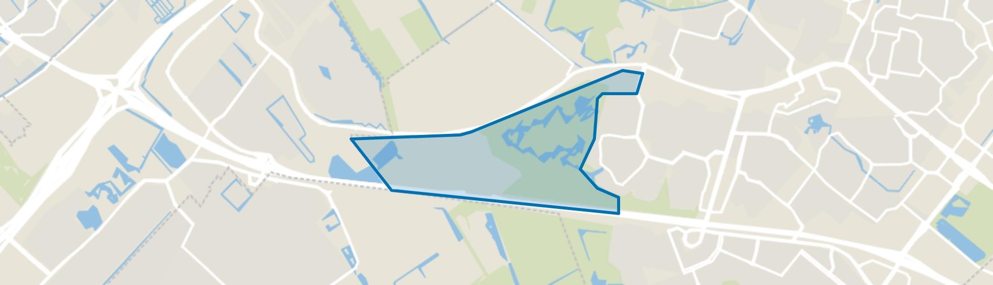 Westerpark c.a., Zoetermeer map