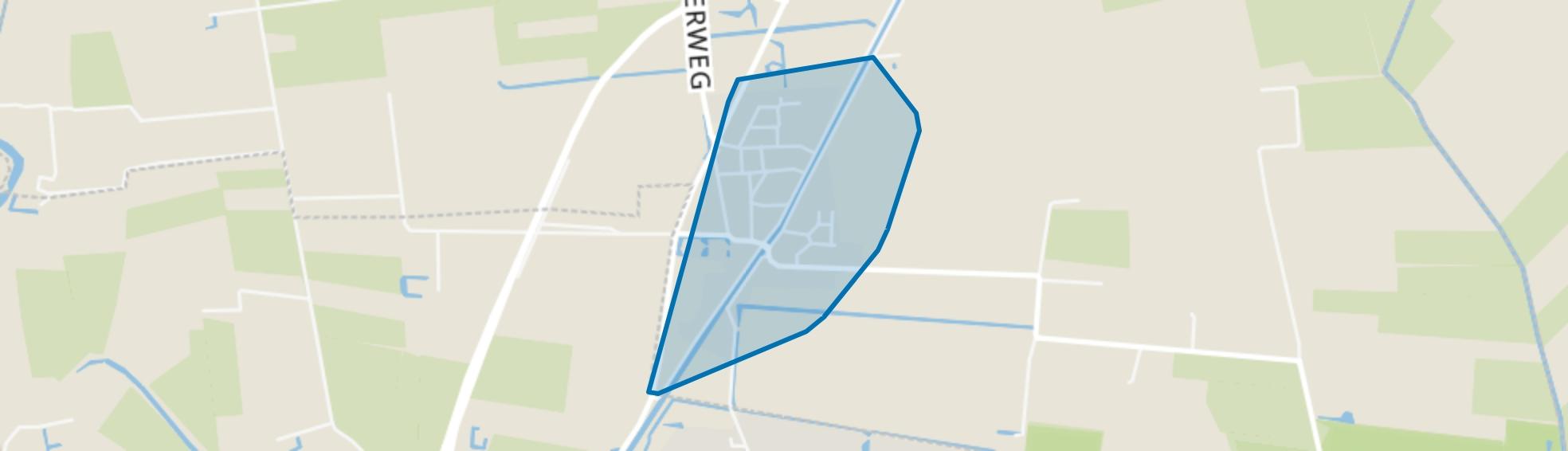 Zuidwolde, Zuidwolde (GR) map