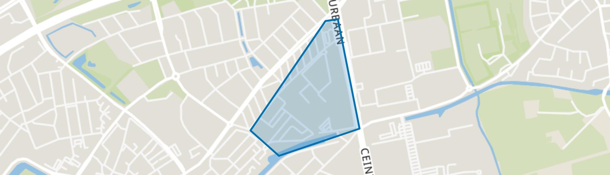 Bedrijventerrein Floresstraat, Zwolle map