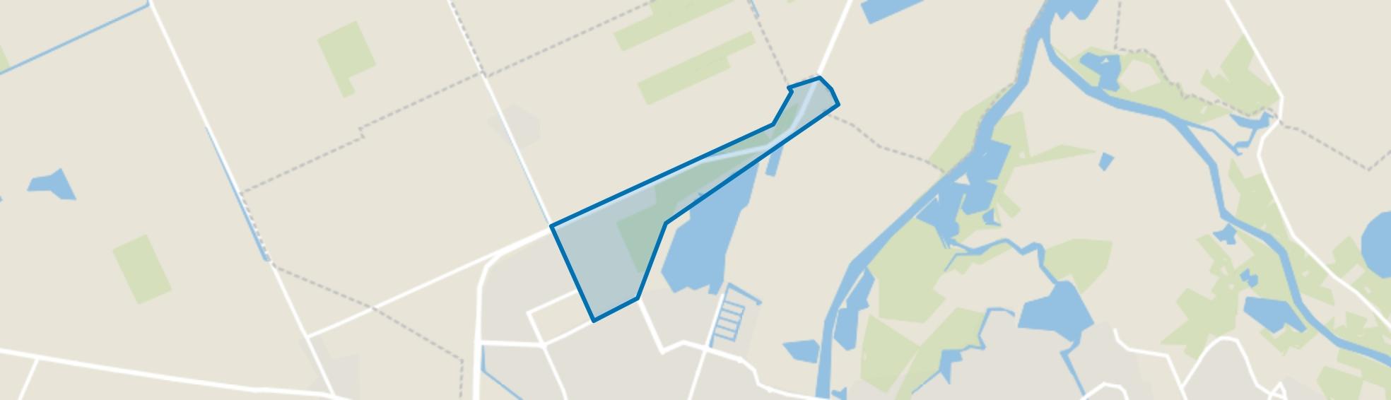 Breezicht, Zwolle map