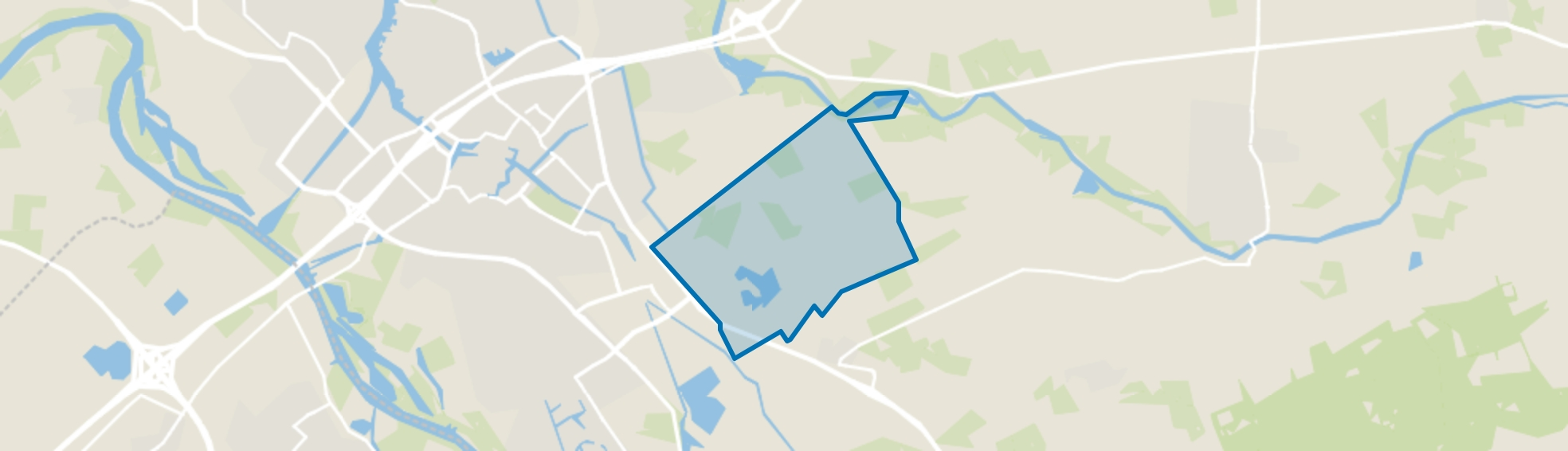 Herfte, Zwolle map