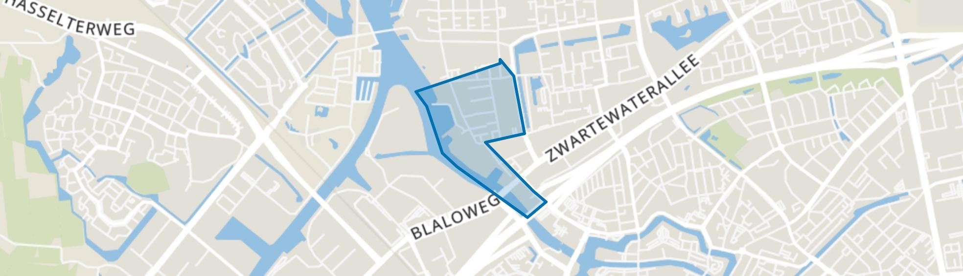 Holtenbroek I, Zwolle map