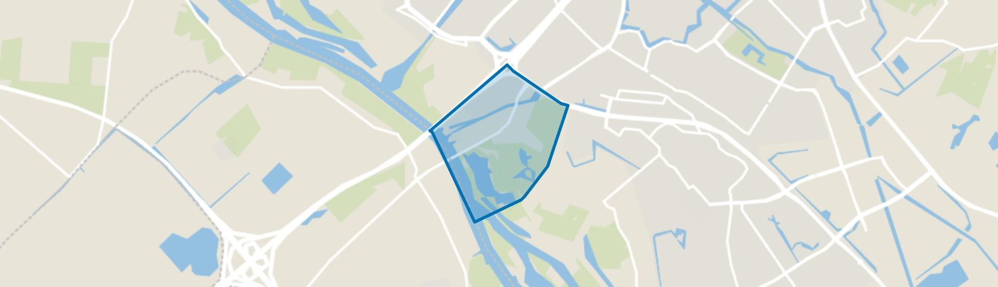 Katerveer-Engelse werk, Zwolle map