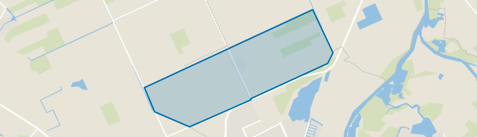 Mastenbroek, Zwolle map