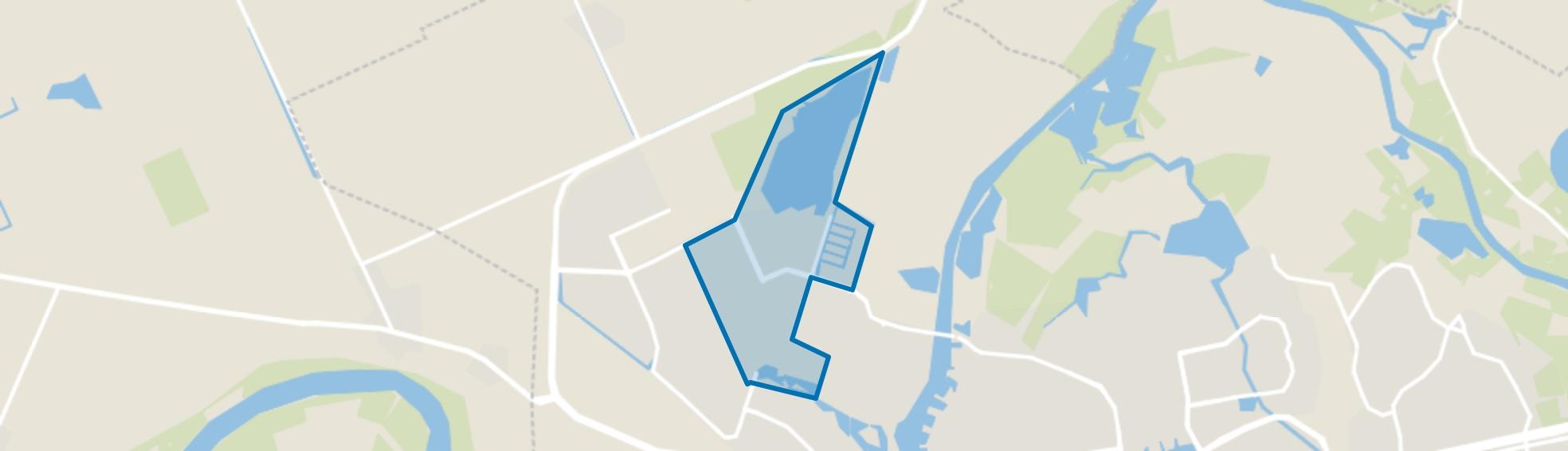 Milligen, Zwolle map