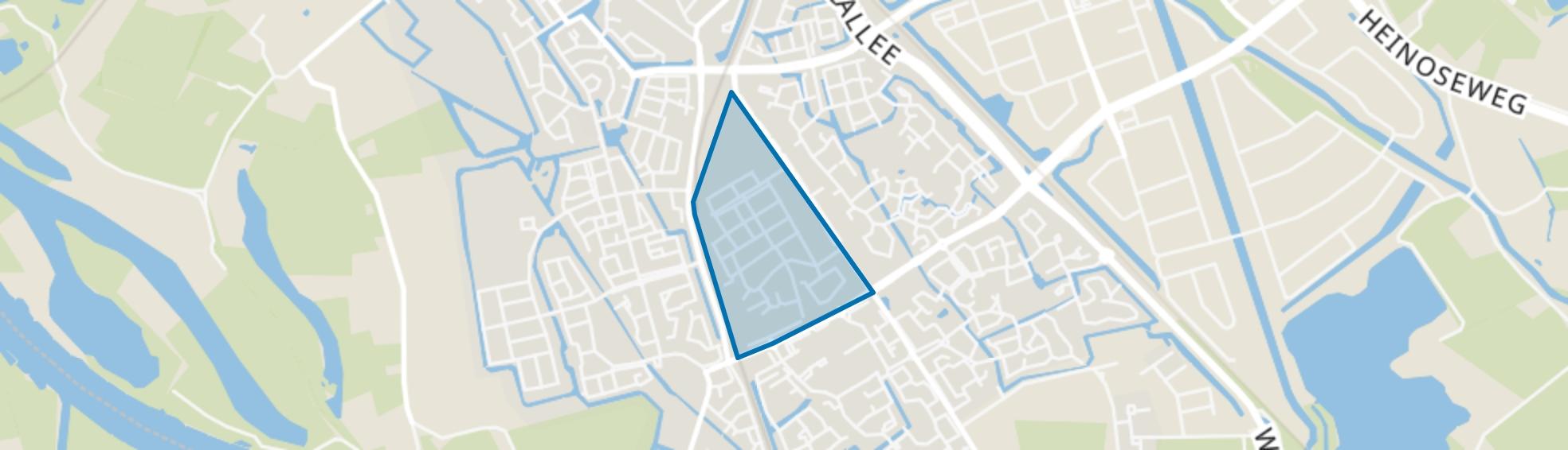 Oud-Ittersum, Zwolle map