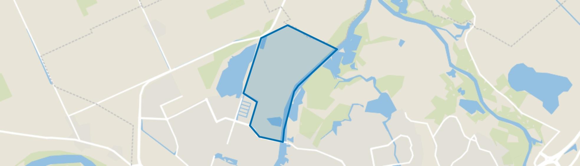Stadsbroek, Zwolle map