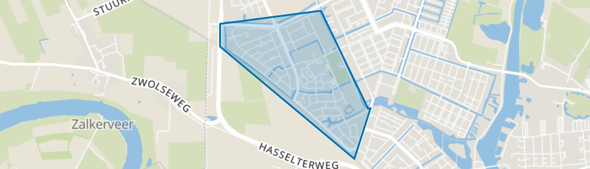 Werkeren, Zwolle map