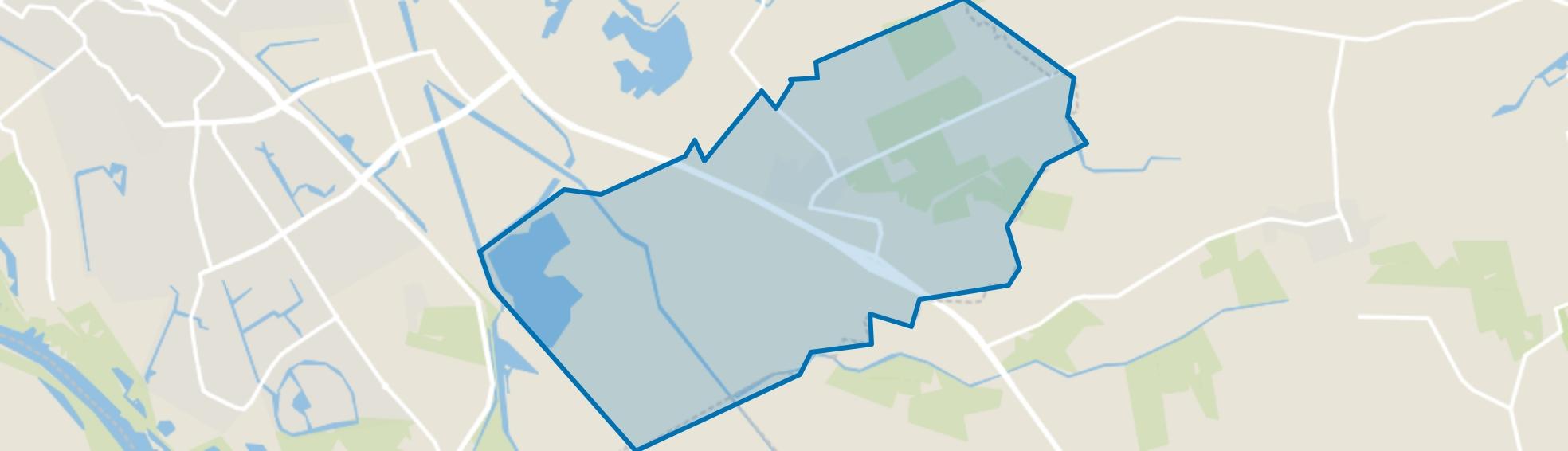 Wijthmen, Zwolle map